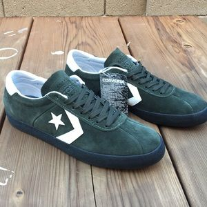 ac0873bd849 Converse Shoes - Converse Breakpoint Pro Ox - Green Onyx